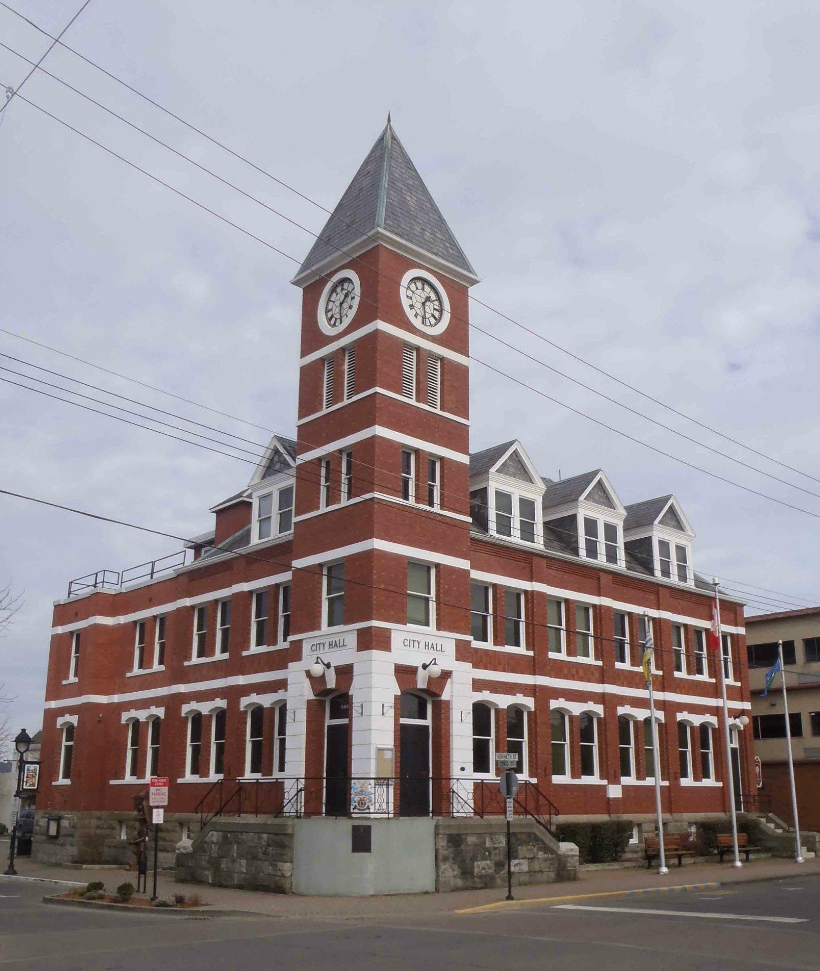 Duncan City Hall