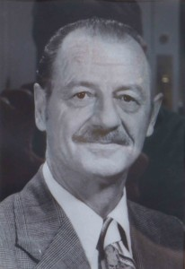 Douglas William Barker (1919-2003), D.S.M., C.D., Mayor of Duncan 1984-87