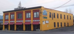 The Duncan Garage building, 330 Duncan Street, Duncan, B.C.