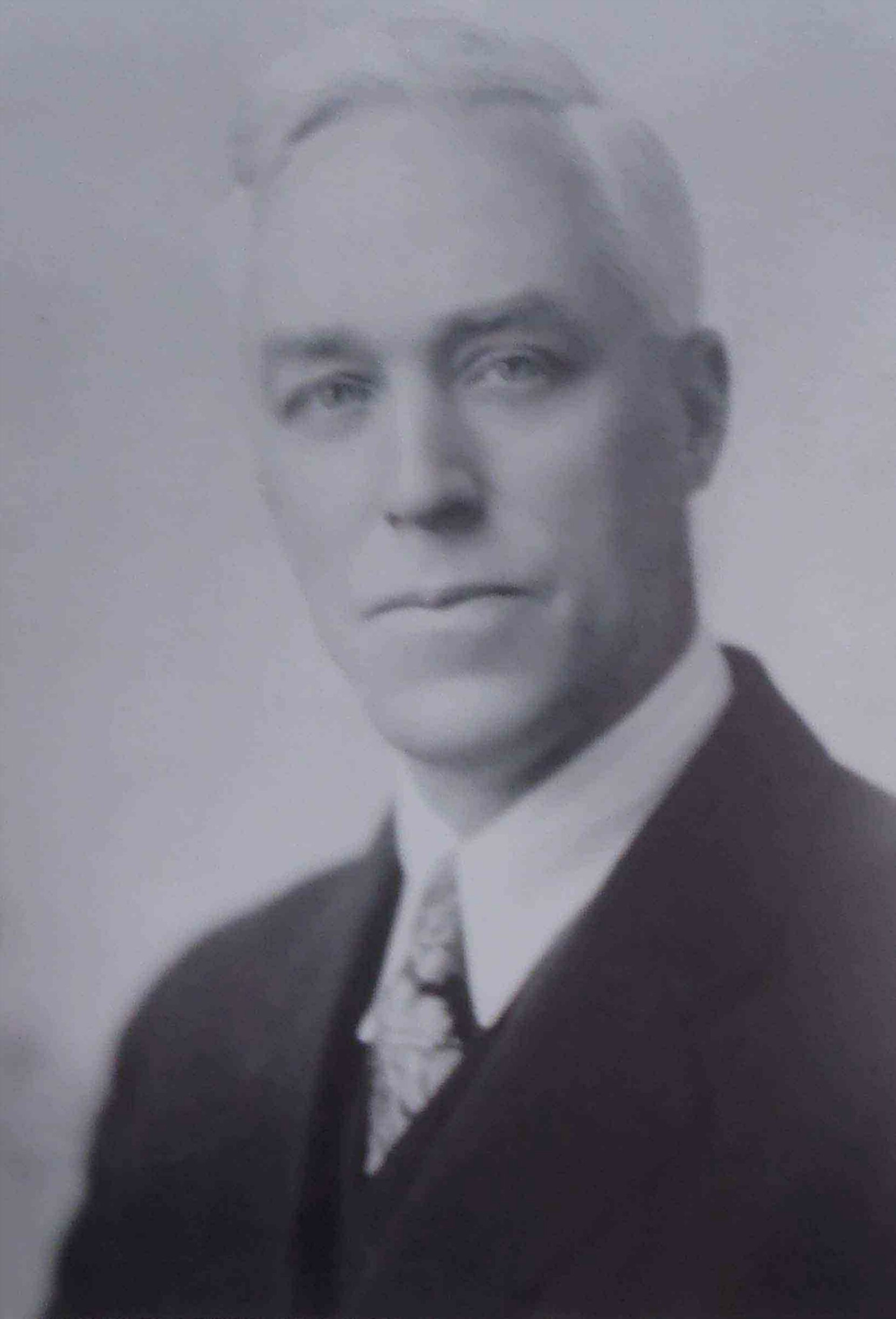 Harold Fairfax Prevost, circa 1930 as Mayor of Duncan (Photo courtesy of City of Duncan)