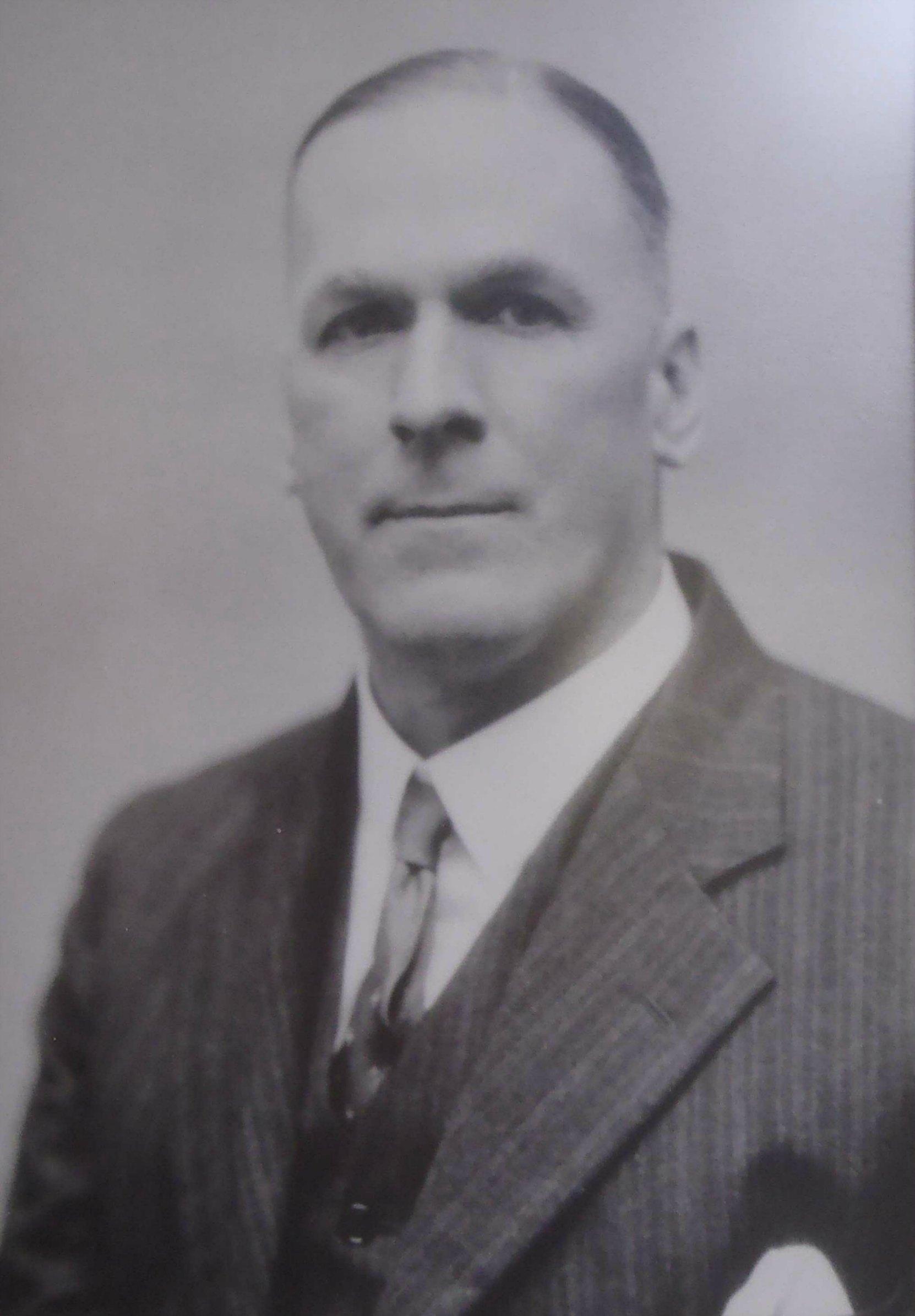 Kenneth Forrest Duncan, circa 1920
