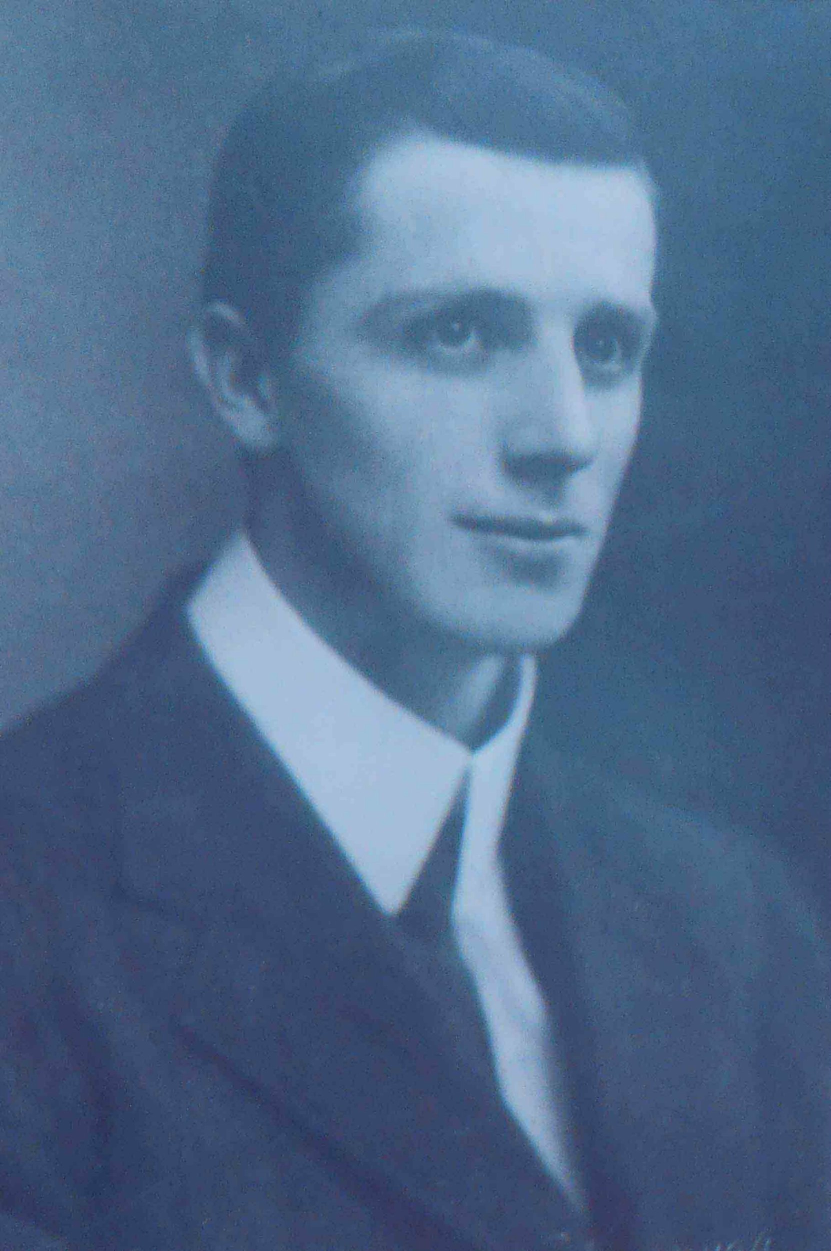 Ormond Towers Smythe, Mayor of Duncan 1914 (Photo courtesy of City of Duncan)