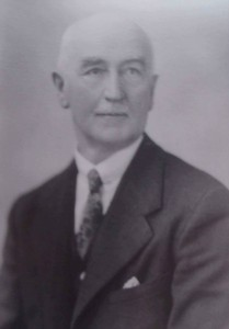 Thomas Pitt, former Mayor of Duncan (Photo courtesy of City of Duncan)