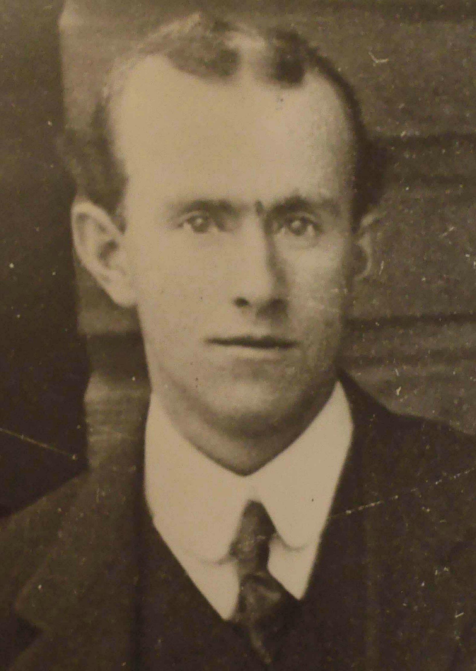 Matthias Kirkwood McMillan, circa 1916