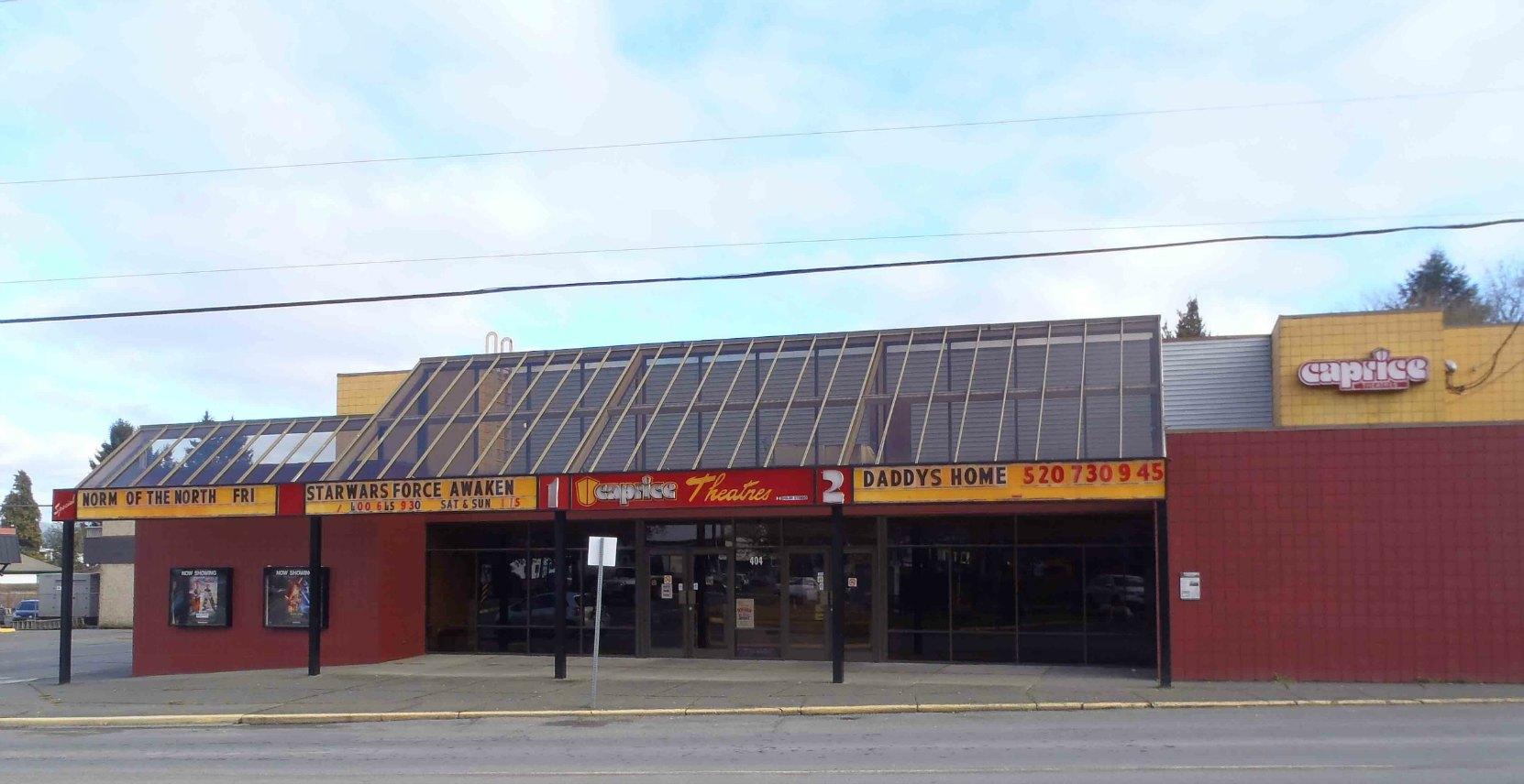 Caprice Cinema, 404 Duncan Street