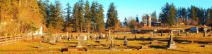 St. Mary's Somenos Anglican Cemetery. Somenos Road, North Cowichan