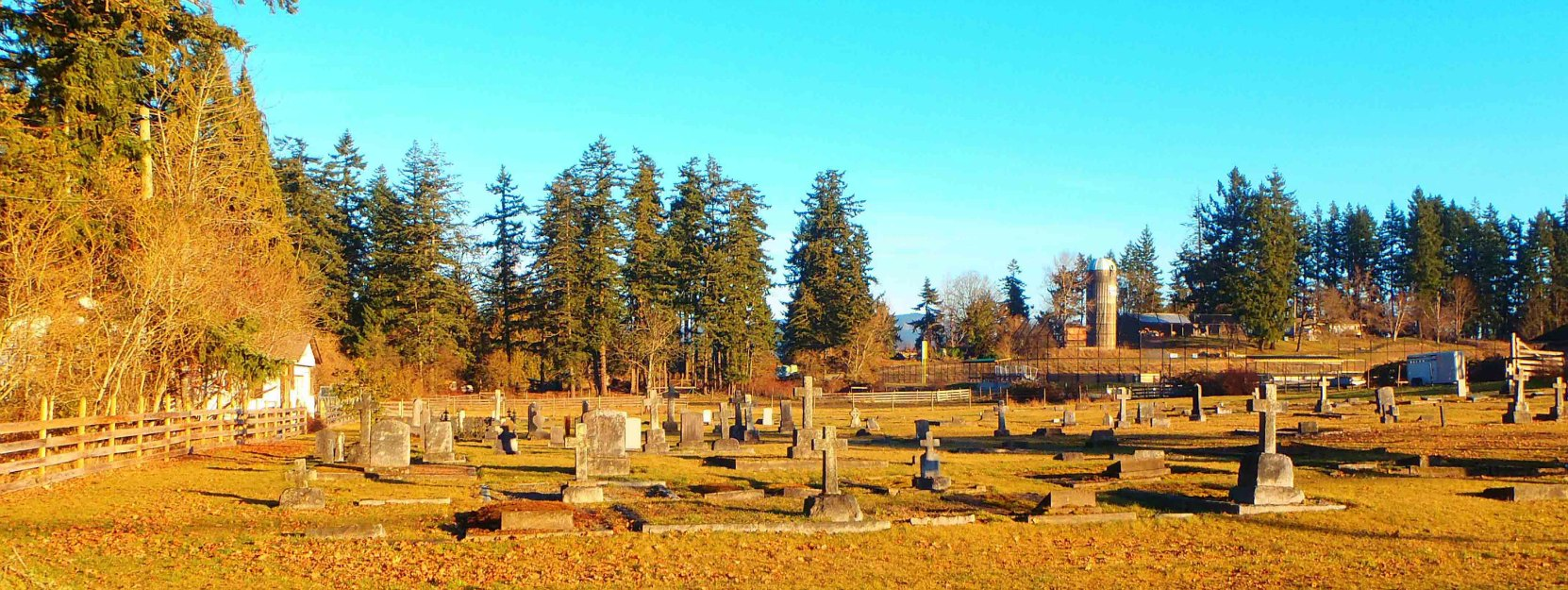 St. Mary's Somenos Anglican Cemetery, Somenos Road, North Cowichan