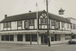 211 Craig Street, circa 1983.