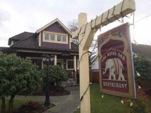 Royal Dar Restaurant, 148 Third Street, Duncan.